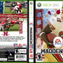 Madden 13 Box Art Cover