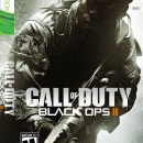 black ops II costom front Box Art Cover