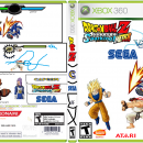 Dragon ball z vs Capcom vs Sega Box Art Cover