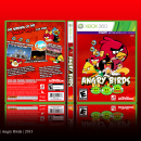 Angry Birds Box Art Cover