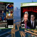 Smallville Box Art Cover