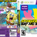 Sponge Bob Surf and Skate Roadtrip Box Art Cover