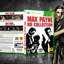 Max Payne HD Collection Box Art Cover