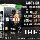 The Battlefield Collection Box Art Cover