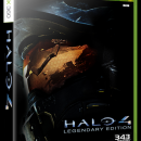Halo 4 Box Art Cover