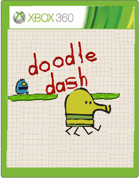 Doodle Dash box cover