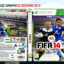 FIFA 14 Box Art Cover