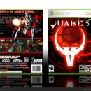 Quake 5 Box Art Cover