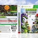 Plants VS. Zombies: Garden Warfare Box Art Cover