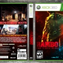 Rambo The Video Game Box Art Cover