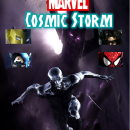 Marvel Cosmic Storm Box Art Cover