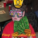 Pimp Simulator 420 Box Art Cover
