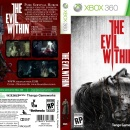The Evil Within Xbox360 Cover Box Art Cover