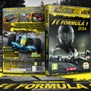 F1 2014 Box Art Cover