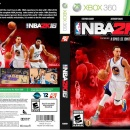 NBA 2K16 Box Art Cover