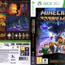Minecraft: Story Mode Box Art Cover