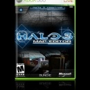 Halo 3:  Map Editor Box Art Cover