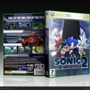 Sonic the Hedgehog II Box Art Cover