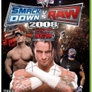 WWE SmackDown! vs. RAW 2008 Box Art Cover