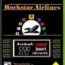 Rockstar Airlines Box Art Cover