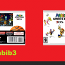 Mario Sports Mix 3DS Box Art Cover
