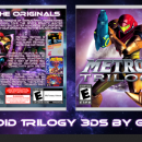 Metroid Trilogy Box Art Cover