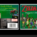 The Legend of Zelda: Minigame Collection Box Art Cover