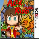 Alex Kidd In Miracle World 3D Box Art Cover