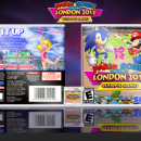 Mario & Sonic at the London 2012 Olympic Games Box Art Cover