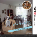 Nintendogs + Cats French bulldg Box Art Cover
