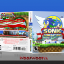Sonic Generations Box Art Cover