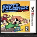 Scott Pilgrim vs The World: The Game Box Art Cover