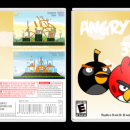 Angry Birds 3D Box Art Cover