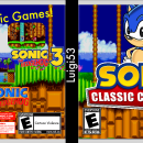 Sonic Classic Collection Box Art Cover
