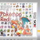 3D Classics: Pokemon Red Box Art Cover