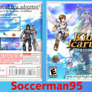 Kid Icarus Uprising Box Art Cover