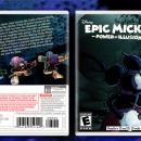 Epic Mickey: Power of Illusion Box Art Cover
