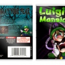 Luigi Mansion 2 Box Art Cover