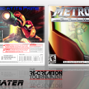 Metroid Prime 1+2 plus Hunters Box Art Cover