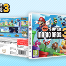 New Super Mario Bros. 3 Box Art Cover