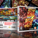 Project X Zone Box Art Cover