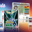 Pokemon X and Y Box Art Cover