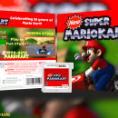 New Super Mario Kart Box Art Cover
