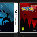Pokemon X & Pokemon Y Box Art Cover
