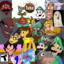 Youtube Poop Box Art Cover