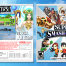 Super Smash Bros for Nintendo 3DS Box Art Cover