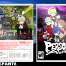 Persona Q Shadow of the Labyrinth Box Art Cover