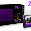 The Legend of Zelda: Majora's Mask 3D Box Art Cover