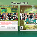 Etrian Odyssey IV: Legends of the Titan Box Art Cover