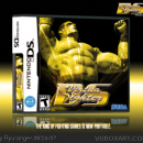 Virtua Fighter DS Box Art Cover